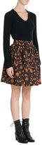 Tara Jarmon Printed Skirt