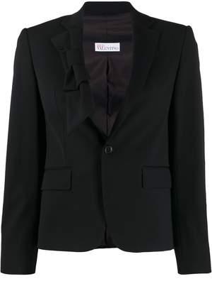 RED Valentino bow detail blazer
