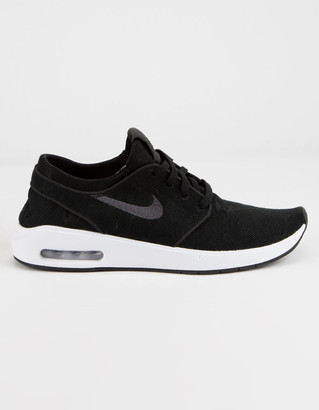 Nike SB Stefan Janoski Max 2 Black & White Mens Shoes