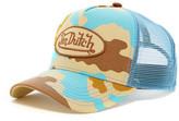 Von Dutch Blue Camouflage Trucker Hat