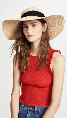 Hat Attack Braided Sunhat