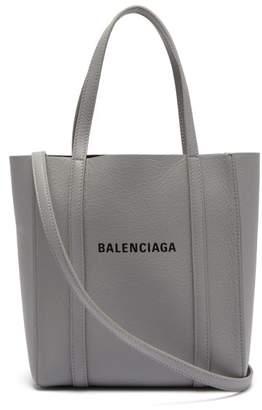 Balenciaga Everyday Xs Tote Bag - Womens - Grey