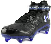 Under Armour Run N Gun D Men US 12 Black Cleats