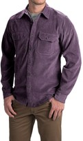Royal Robbins Grid Cord Shirt - UPF 50+, Long Sleeve (For Men)