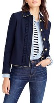 J.Crew 'Lady' Ruffle Jacket