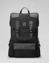Belstaff Roadmaster Backpack Black