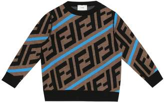 Fendi FF wool sweater