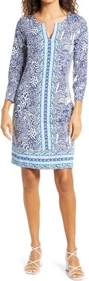 Lilly Pulitzer Nadine UPF 50+ Shift Dress