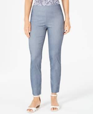 Charter Club Pull-On Skinny Pants, Created for Macy's