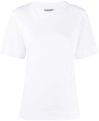 Ganni Cotton T-shirt