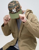 New Era 59Fifty Fitted Cap NY Yankees in Camo