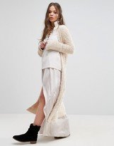 Free People Hampton Midi Cardigan