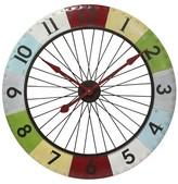 Infinity Instruments Color Wheel Spoke Clock