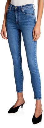 Nobody Denim Cult High-Rise Ankle Skinny Jeans