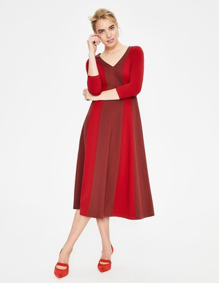 Erin Ponte Midi Dress