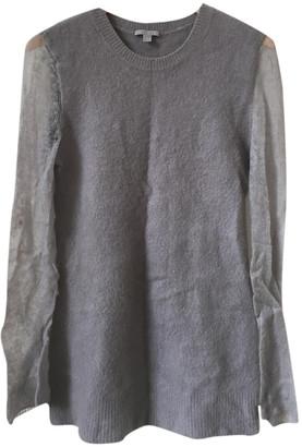 Cos Purple Cashmere Knitwear