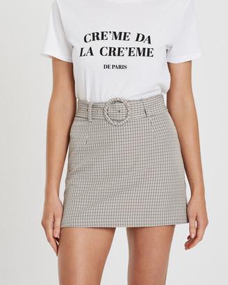Charlie Holiday Femi Skirt