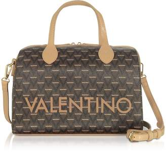 Mario Valentino Valentino By Liuto Signature Eco Leather Satchel Bag