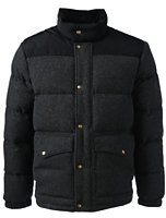 Classic Men's Blocked 600 Down Jacket-Red