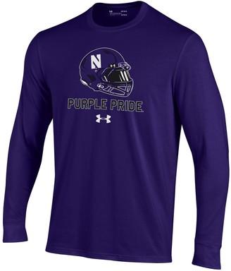 Men's Northwestern Wildcats Performance Cotton Shirt