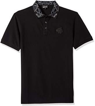 Just Cavalli Mens Polo Shirt