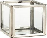 H&M Clear Glass Tea Light Holder