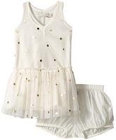 Stella McCartney Bell Polka Dot Tulle Dress Girl's Dress