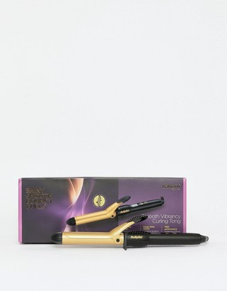 Babyliss Smooth Vibrancy Curling Tong UK Plug-No Colour