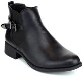 Refresh Black Laker Ankle Boot