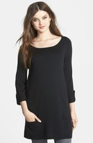 Caslon Knit Tunic (Regular & Petite)