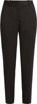 Stella McCartney Cropped tuxedo trousers