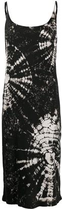 Raquel Allegra Tie-Dye Bodycon Dress