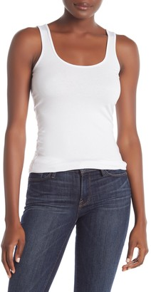 BP Double Scoop Long Tank Top