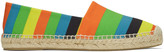 Paul Smith Multicolor Striped Sunny Espadrilles