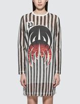 Perks And Mini Pyro Magma Dress