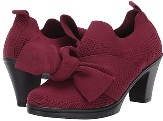 Bernie Mev. Chesca Serenity (Burgundy) Women's Shoes