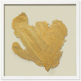 Karen Robertson Classic Sea Fan, Metallic Gold