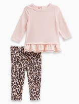 Splendid Baby Girl Animal Print Legging Set
