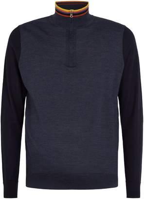 Paul Smith Half-Zip Sweatshirt
