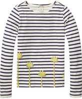 Scotch & Soda Striped T-Shirt | Long Sleeve