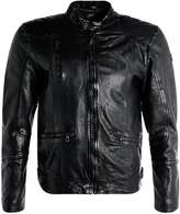 Gipsy RAOL Leather jacket schwarz