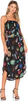 Carolina K. Tassels Dress