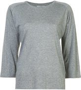 Vince round neck jumper - women - Cotton/Cashmere - M