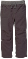 Joe Fresh Jersey Lined Pant (Toddler & Little Boys)
