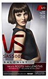 Vidal Sassoon Salonist Hair Colour Permanent Color Kit, 4/0 Dark Neutral Brown
