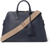 Maison Margiela - Full-grain Leather Holdall