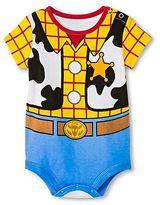Toy Story Disney Baby Boys' Woody Bodysuit Yellow