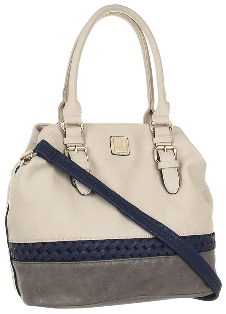 Kooba V Couture by Sovana Satchel (Navy) - Bags and Luggage