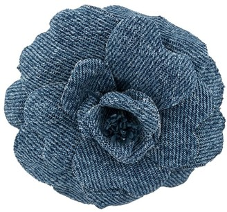 Philosophy di Lorenzo Serafini Woven Flower Broach