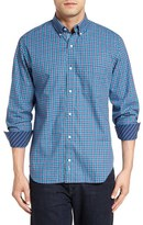 Tailorbyrd Men's 'Himalayas' Plaid Sport Shirt